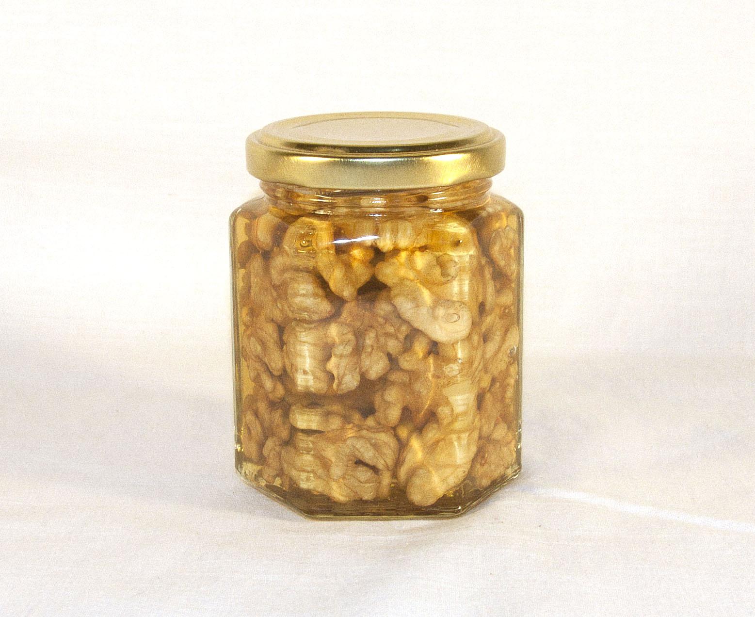 Diós méz (fehérdiós) 50g
