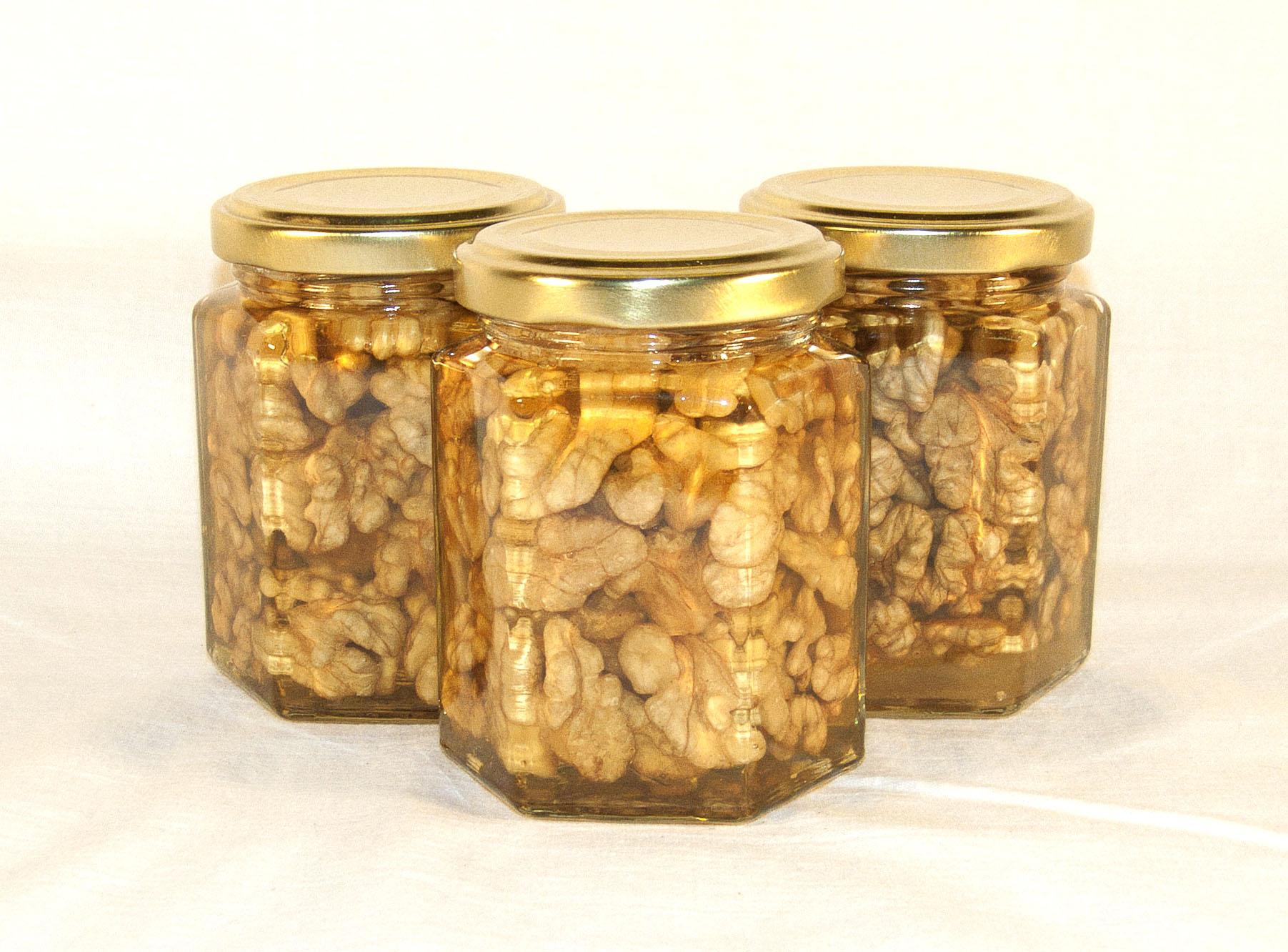 Diós méz (fehérdiós) 0,05kg