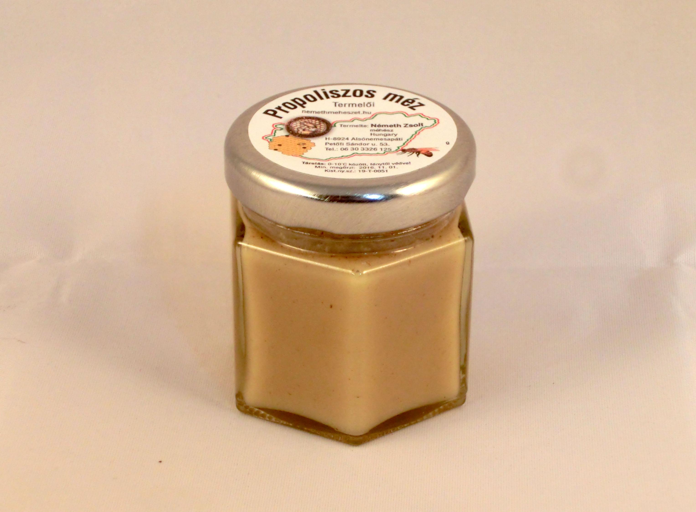 Propoliszos méz 50g
