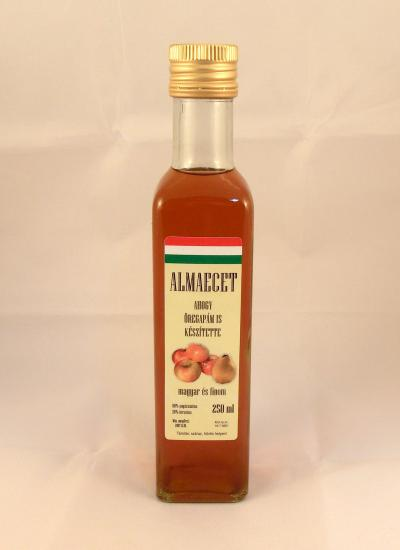 Almaecet 250ml üveges