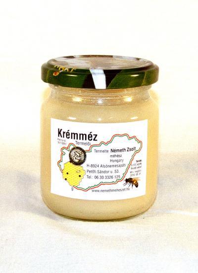 Krém méz 0,25kg