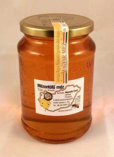 Mézontófű méz 1kg