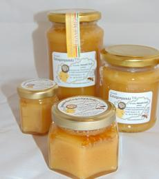 Galagonya méz 0.115 kg