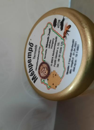 Fagyasztott méhpempő 25 g
