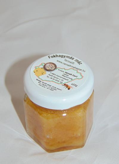 Fokhagymás méz 0,05kg