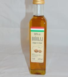 250 ml dióolaj üveges melegen sajtolt