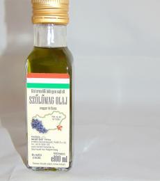 szőlőmagolaj 100 ml üveges