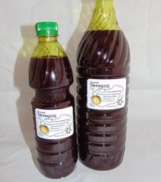Tökmag olaj fél literes